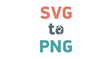 SVG to PNG – Convert SVG files to PNG Online